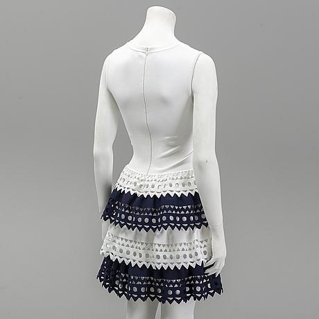 Alaia, a dress, size ca small.
