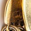 Kalevala koru, a gilded silver bracelet. helsinki 1993.