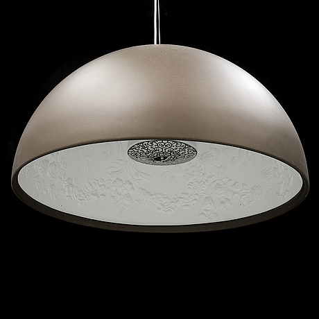 A 'skygarden 1' ceiling lamp by marcel wanders for flos.