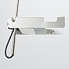 Joe colombo, a late 20th century italian 'spider' desk lamp for o-luce.