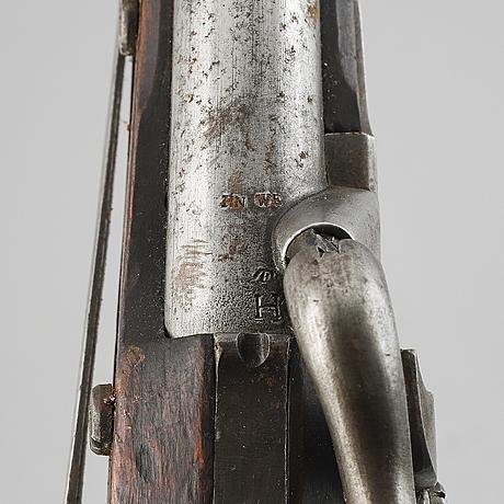 SlaglÅspistol, svensk, m/1845 för flottan.