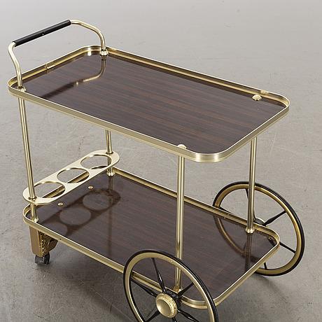 Barvagn, 1900-talets andra hälft.