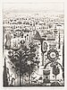 Simo hannula, etching, signed and numbered 38/100 tiré par l'artiste.