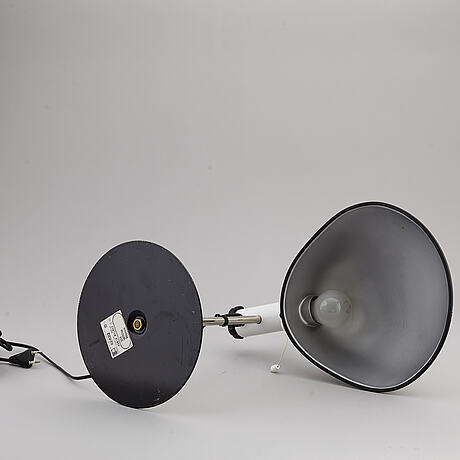 A fagerhult table light. second half of the 20th century.