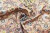 A carpet silk kashmir , 339 x 244 cm.