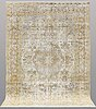 Matta, orientalisk, ca 286 x 204 cm.