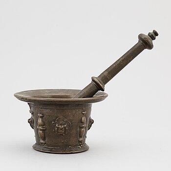 MORTEL, senrennässans 1500-/1600-tal.
