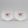 A pair of porcelain serving dishes, meissen, 20th centuryl.