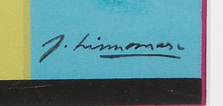 Juhani linnovaara, signed and numbered 17/150.