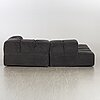 A sofa 'tufty' by patricia urquiola for b&b italia.