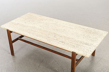 Soffbord, travestin, 1900-talets mitt.