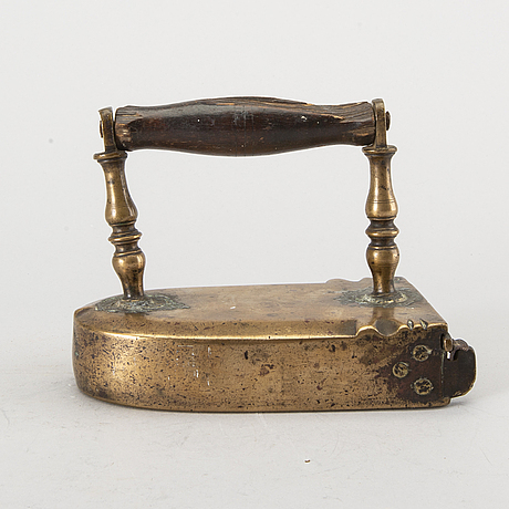 A second half of the 17th century iron.