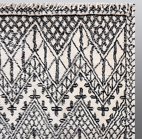A rug, oriental, ca 240 x 170 cm.