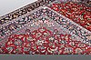 A carpet, mashad, ca 345 x 242 cm.