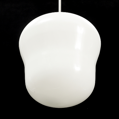 A ceiling lamp.