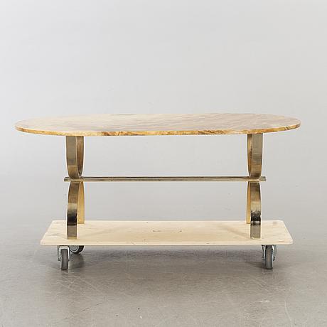Soffbord, 1900-talets slut.