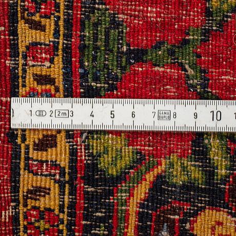 Matta, old bidjar, ca 248,5 x 151 cm.