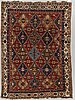 A rug, semiantik afshar, ca 196 x 141 cm.