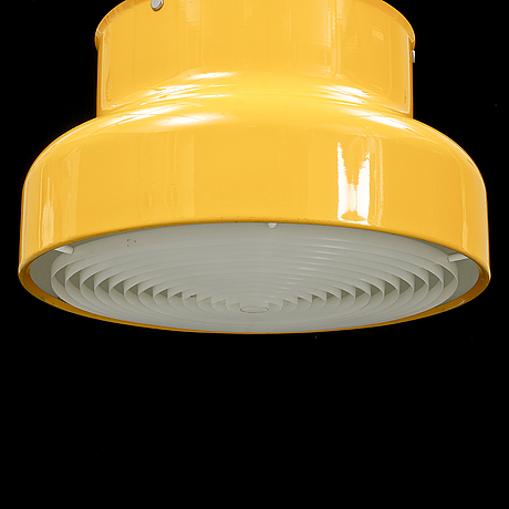 An anders pehrson 'bumling' ceiling light, ateljé lyktan, Åhus.