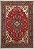 A carpet from azerbajdzjan pobably, around 347 x 243 cm.