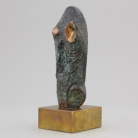 JosÉ luis fernÁndez, sculpture, bronze, signed j. luis fernandez and numbered 18/75. 1994.