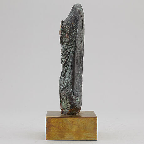 JosÉ luis fernÁndez, sculpture, bronze, signed j. luis fernandez and numbered 18/75. 1994.