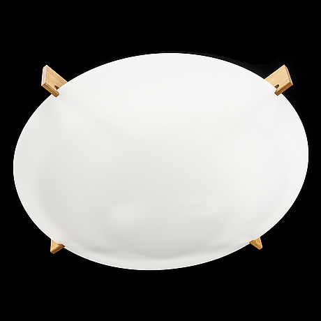 A 'plafo' ceiling light by Östen & uno kristiansson, end of the 20th century.