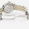 Breitling, wings (100 m/330 ft), chronometre, armbandsur, 37 mm.