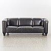 """Josef hoffmann, soffa """"palais stoclet"""" för wittmann 1900-talets senare del."""