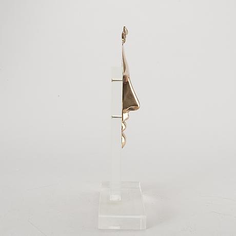 Fernandez arman, skulptur signerad och numrerad 107/200.