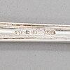 M. grachev, aterimia, 24 osaa, hopeaa, pietari 1889 ja 1895.