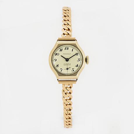 Parant, armbandsur, 21 mm.
