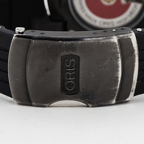 Oris, williams f1 team, wristwatch, 40.5 mm.