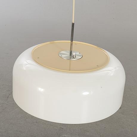 "Anders pehrson, taklampa, ""knubbling"", atelje lyktan, Åhus, 1970-tal."