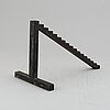 Sivert lindblom, signed with initials and dat -80. numbered 30 x. bronze, height 17.5 cm, lenght 29 cm.
