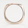 Tiffany & co, a sterling siler bangle.