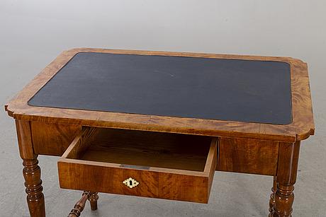 Skrivbord 1800-talets andra hälft.