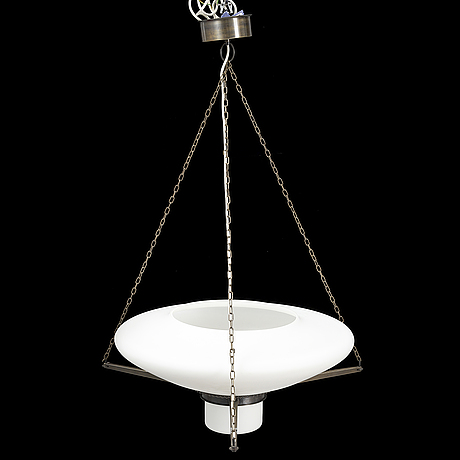 A ceiling pendant by gunnar asplund for gärsnäs 1995-2002.