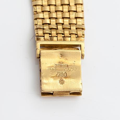 Vacheron constantin, geneve, armbandsur, 31 mm.