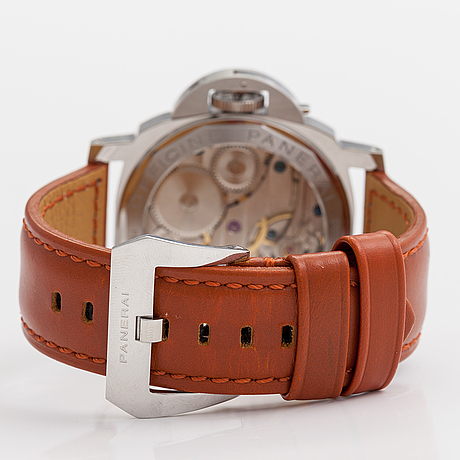 Officine panerai, luminor marina, wristwatch, 44 mm.
