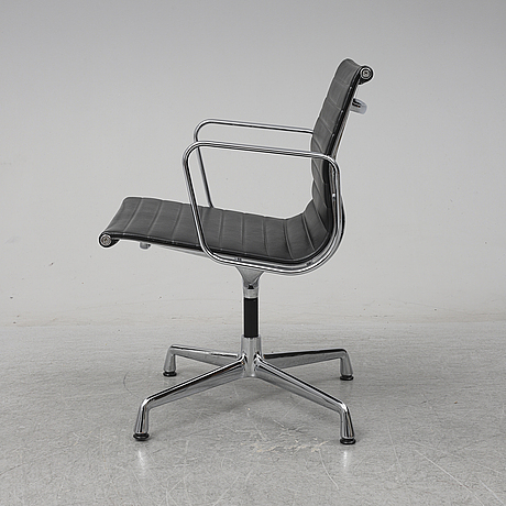 Charles and ray eames, an 'ea 107' desk chair, vitra, 2010.