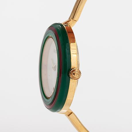 Gucci kello, rannekello, 26 mm.