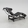 Le corbusier, pierre jeanneret, charlotte perriand, 'lc4' lounge chair,  cassina, italien,
