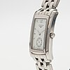 Longiness, dolcevita, wristwatch, 26 x 32 mm.