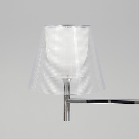 Philippe starck, a 'k tribe f1' floor light, flos.
