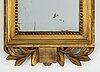Spegel, sengustavianskt, 1800-talets början.