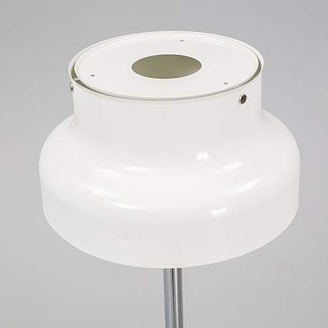 A 20th century 'bumlingen' floor light by anders pehrson, ateljé lyktan, Åhus.
