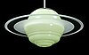 A 1930s ceiling lamp.