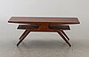 A probably johannes andersen danish lounge table.