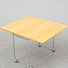 Bruno mathsson, an oak table 'berit', firma karl mathsson, värnamo.